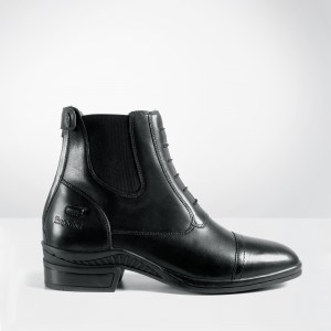 437 Trieste Premium Laced Paddock Boot