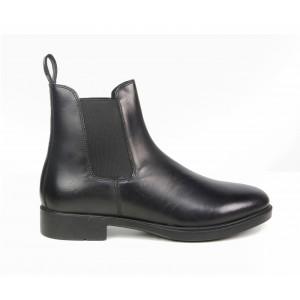 CB032 Henley Jodhpur Boots in Black