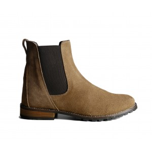 CB015 Beattie Suede Chelsea Boot